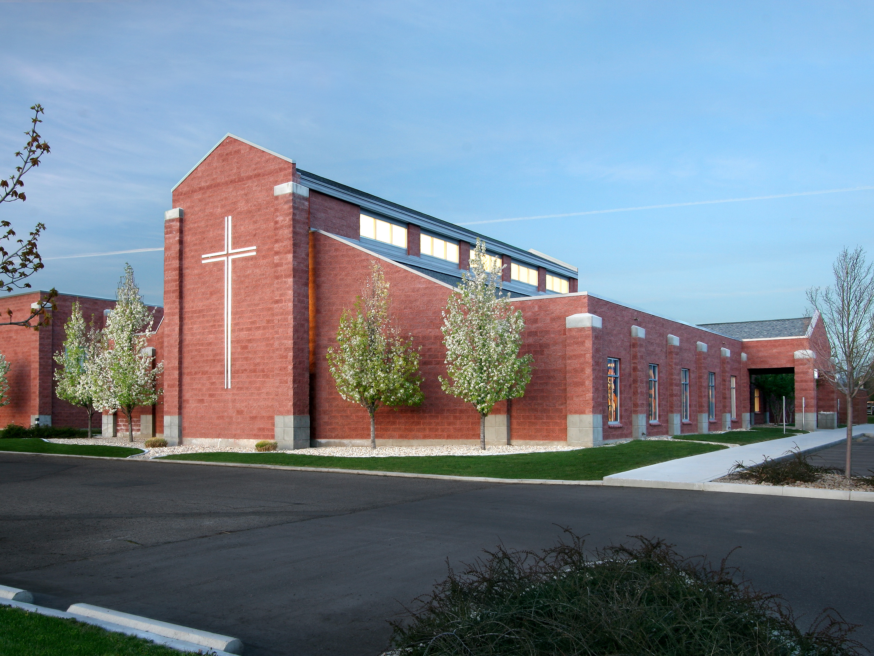 Shepherd of the valley lutheran church boise idaho for Boise residential architects