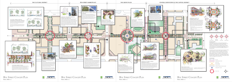 Plan Concept 8th concept plan modus architecture collaborative boise